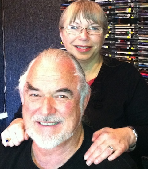 Dennis and Fiona Brown